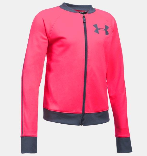 Kız Çocuk UA Track Ceket