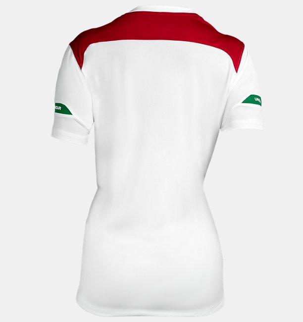 Camiseta UA Fluminense Oficial Feminina
