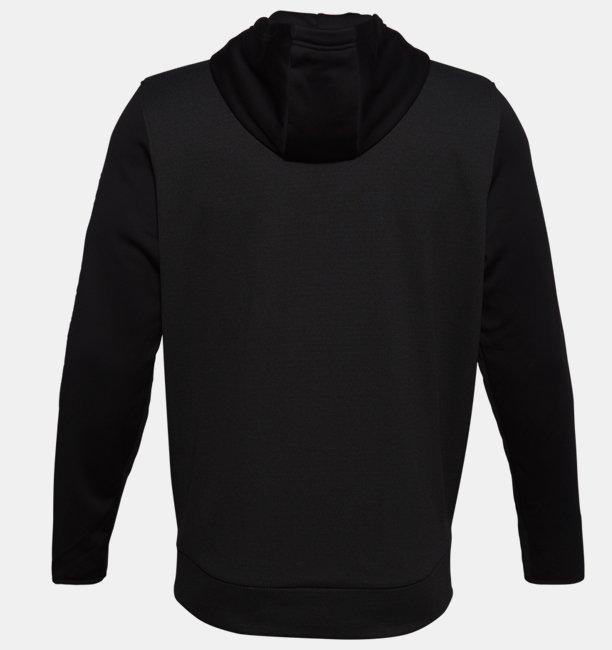 Erkek Armour Fleece® Textured Kapüşonlu Üst