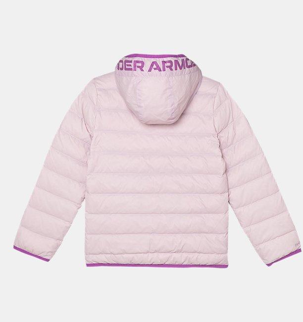 걸스  UA 라이트웨이트 다운 재킷
