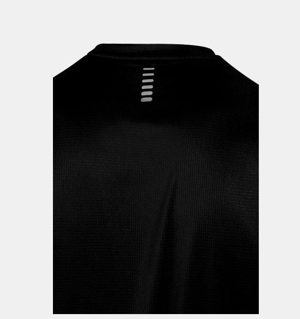 남성 UA 스피드 스트라이드 그래픽 반팔