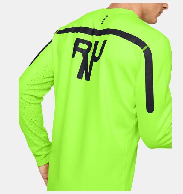 Mens UA Qualifier ColdGear® Long Sleeve