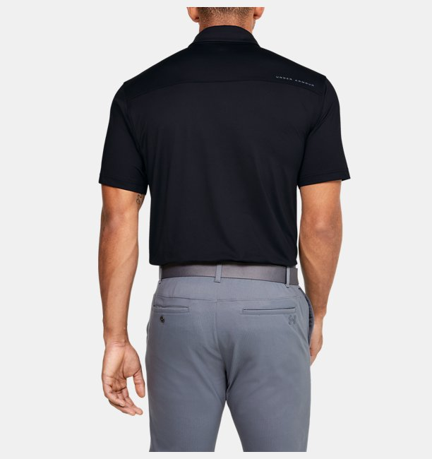 Mens UA Playoff Graphic Polo