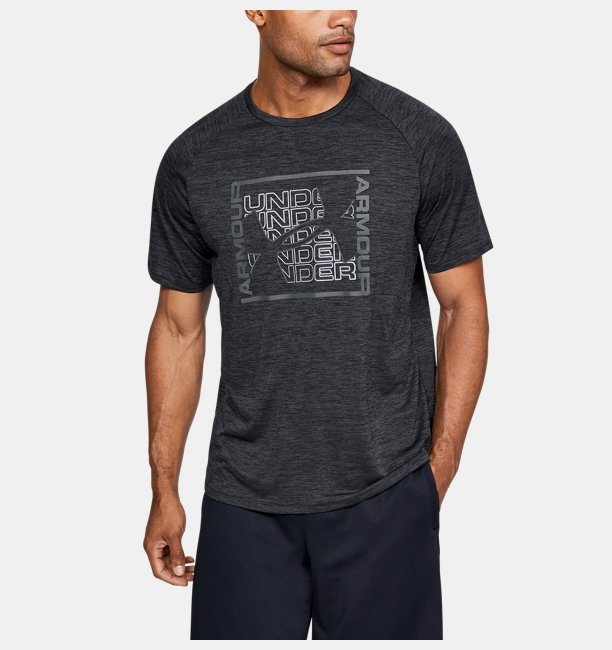 Men's UA Tech™ Graphic Short Sleeve T-Shirt