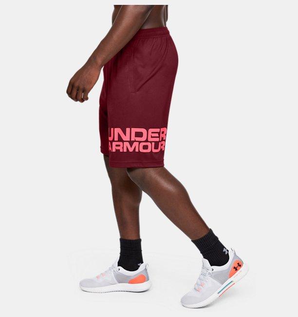 Shorts de Treino Masculino Under Armour Tech Wordmark