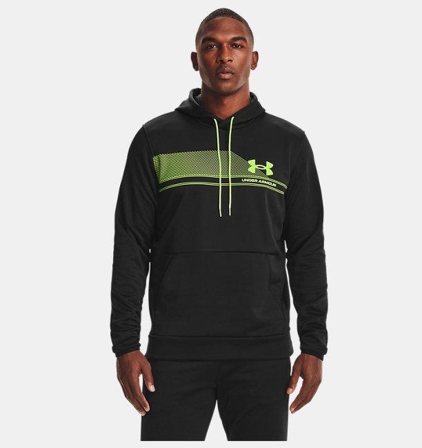 Mens Armour Fleece® Graphic Hoodie