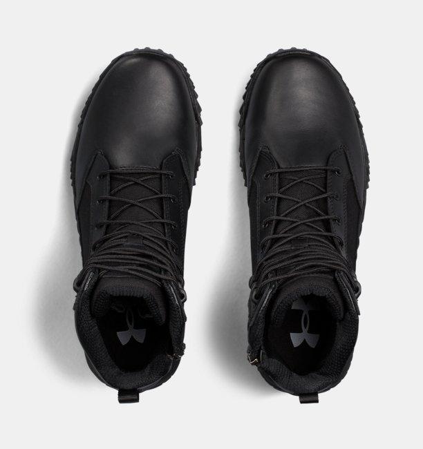 Men S Ua Stellar Tactical Side Zip Boots Under Armour Uk