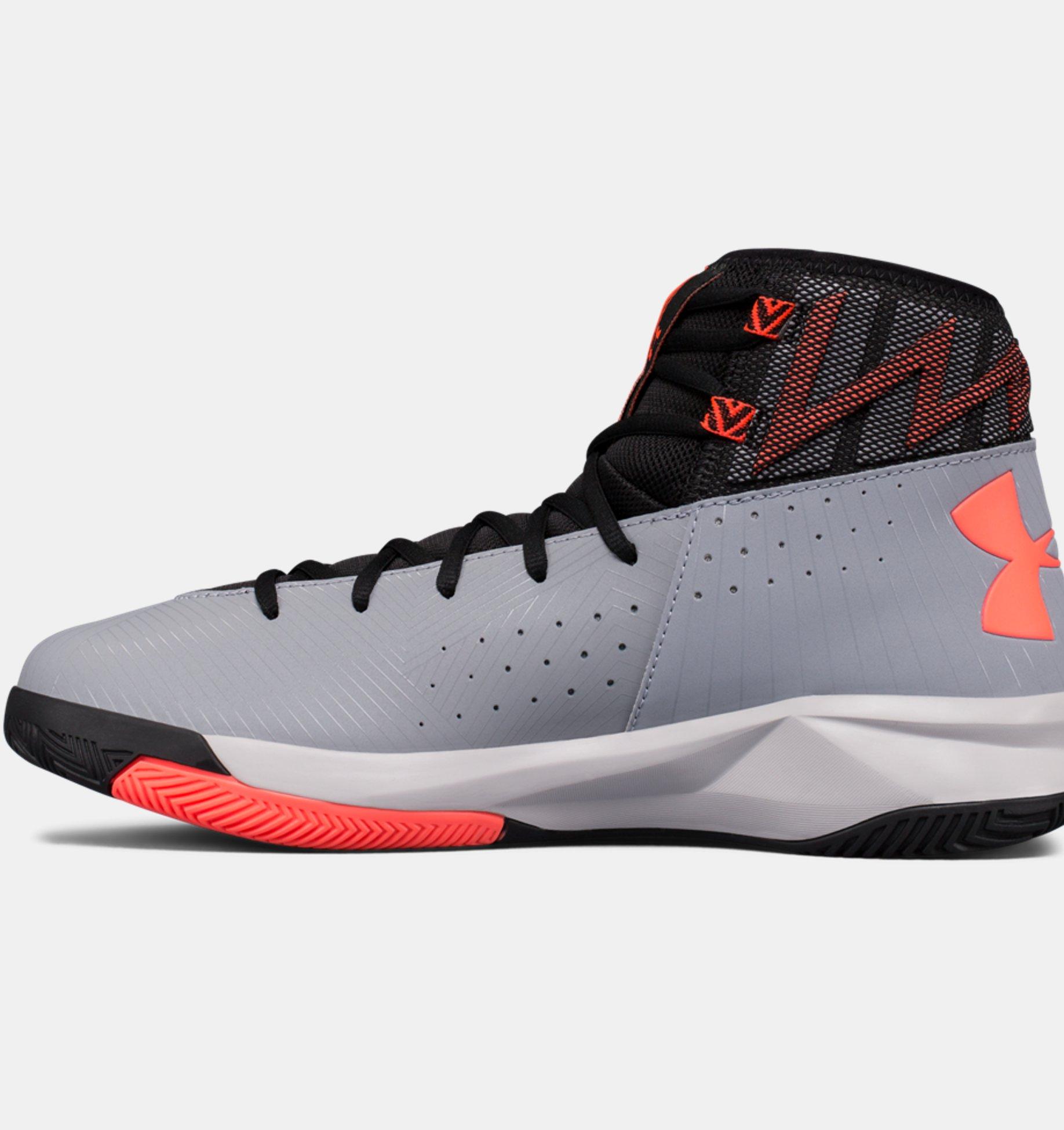 best service 455a9 23393 Men's UA Rocket 2 Basketball Shoes