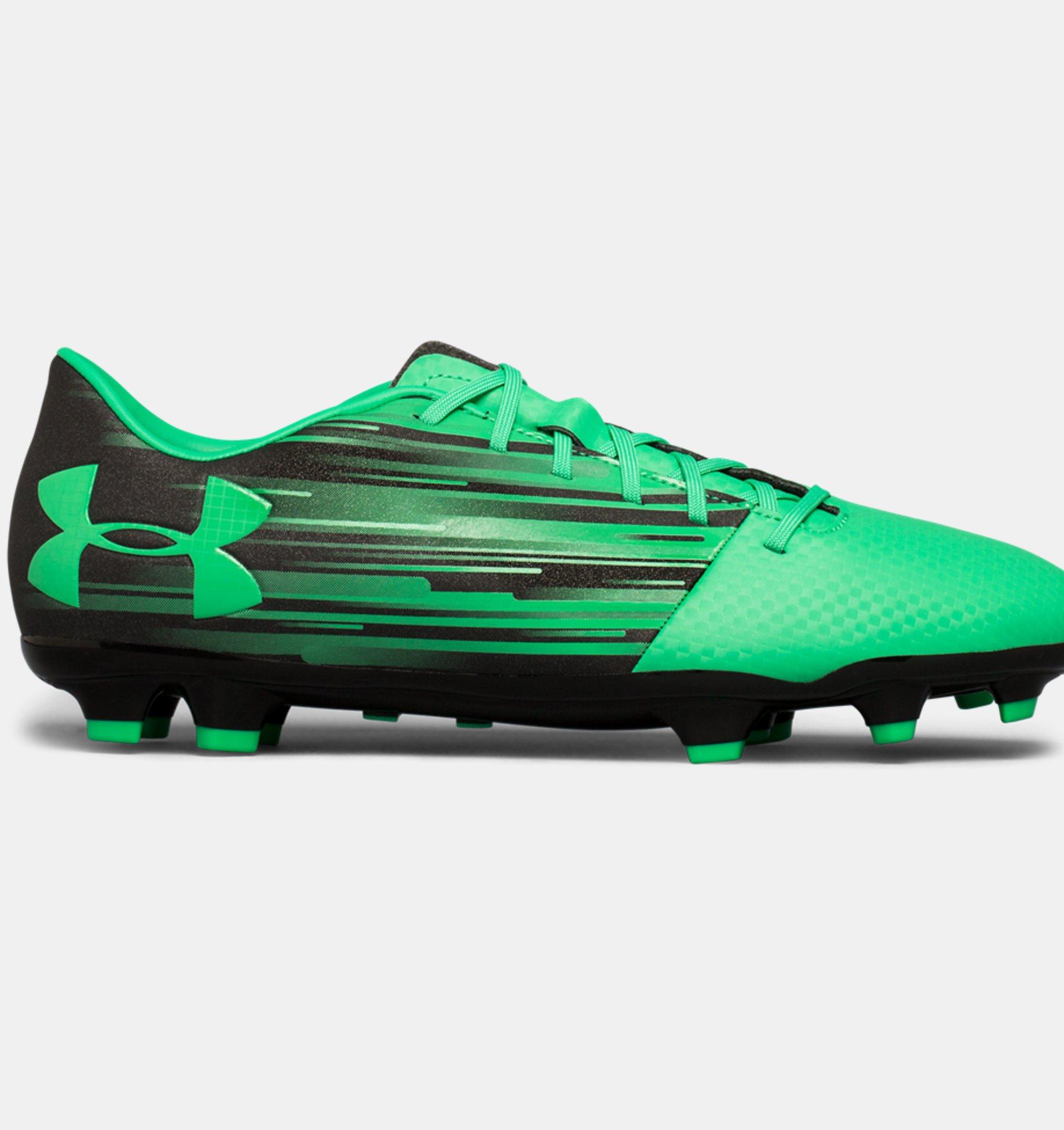cc9de08f013fc Zapatos de Fútbol UA Spotlight DL Firm Ground para Hombre
