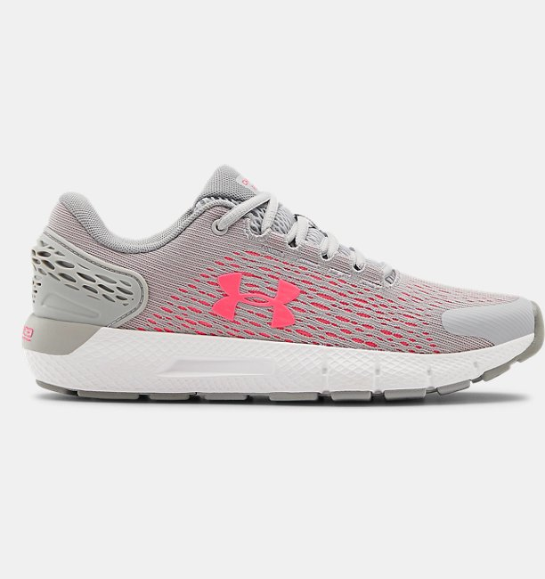 Under Armour Primary School UA Charged Rogue 2 Running Shoes Gray 36