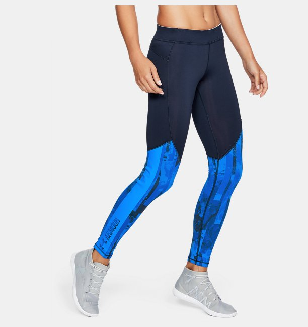 Legging ColdGear® Armour Printed pour femme