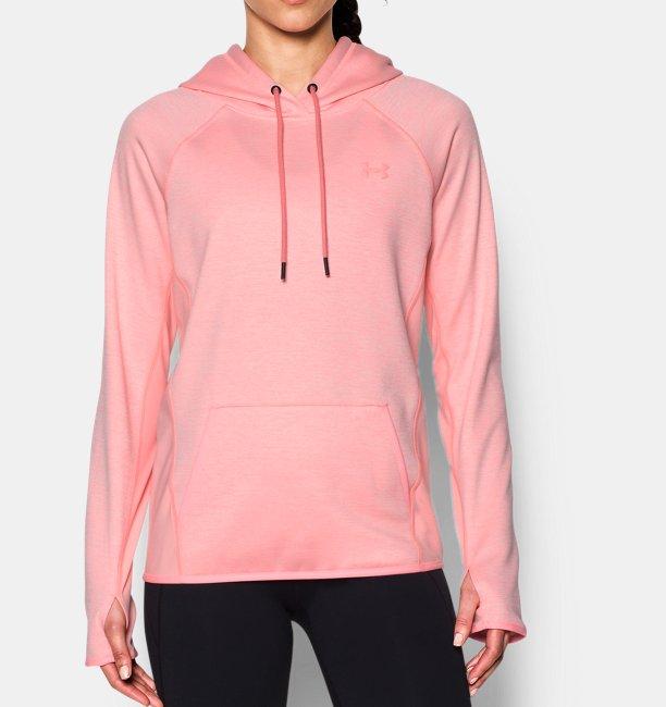 Sweat à capuche UA Storm Armour® Fleece pour femme