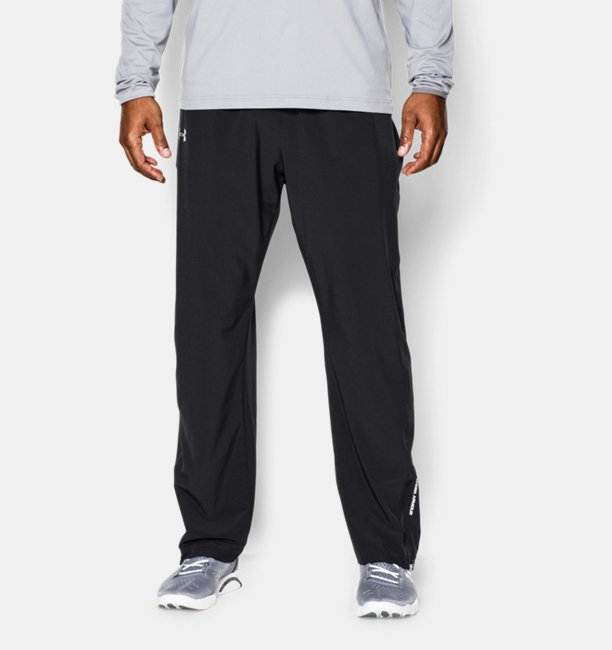 new product b54f8 e877e Mens UA HeatGear® Flyweight Run Pants