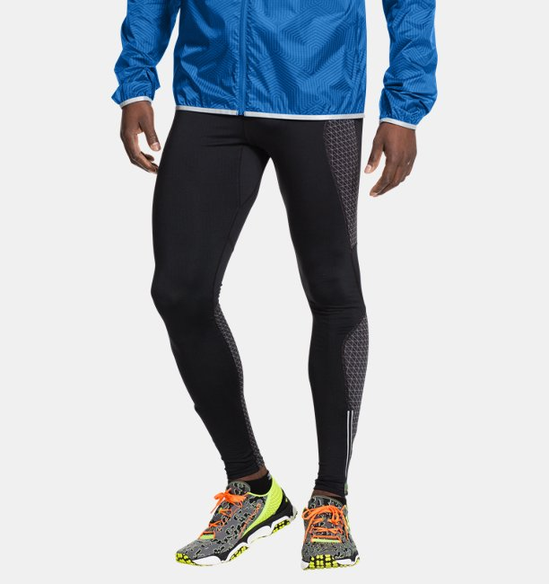 b0e69918372352 Men's UA ColdGear® Infrared Run Tights | Under Armour SG