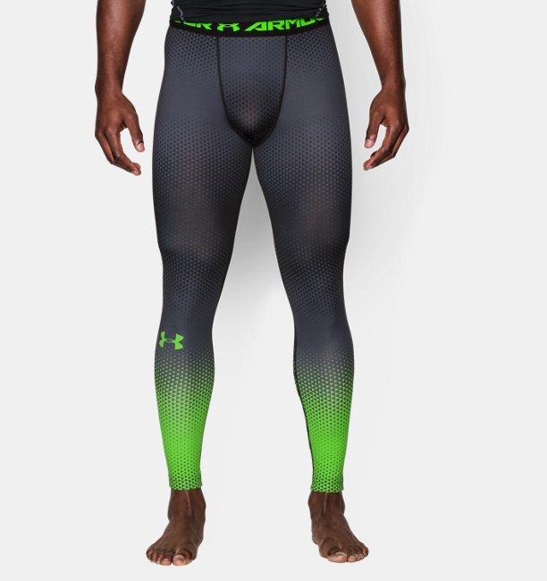 Herren Kompressions-Legging UA HeatGear® Armour Branded   Under ... a59572ef0b