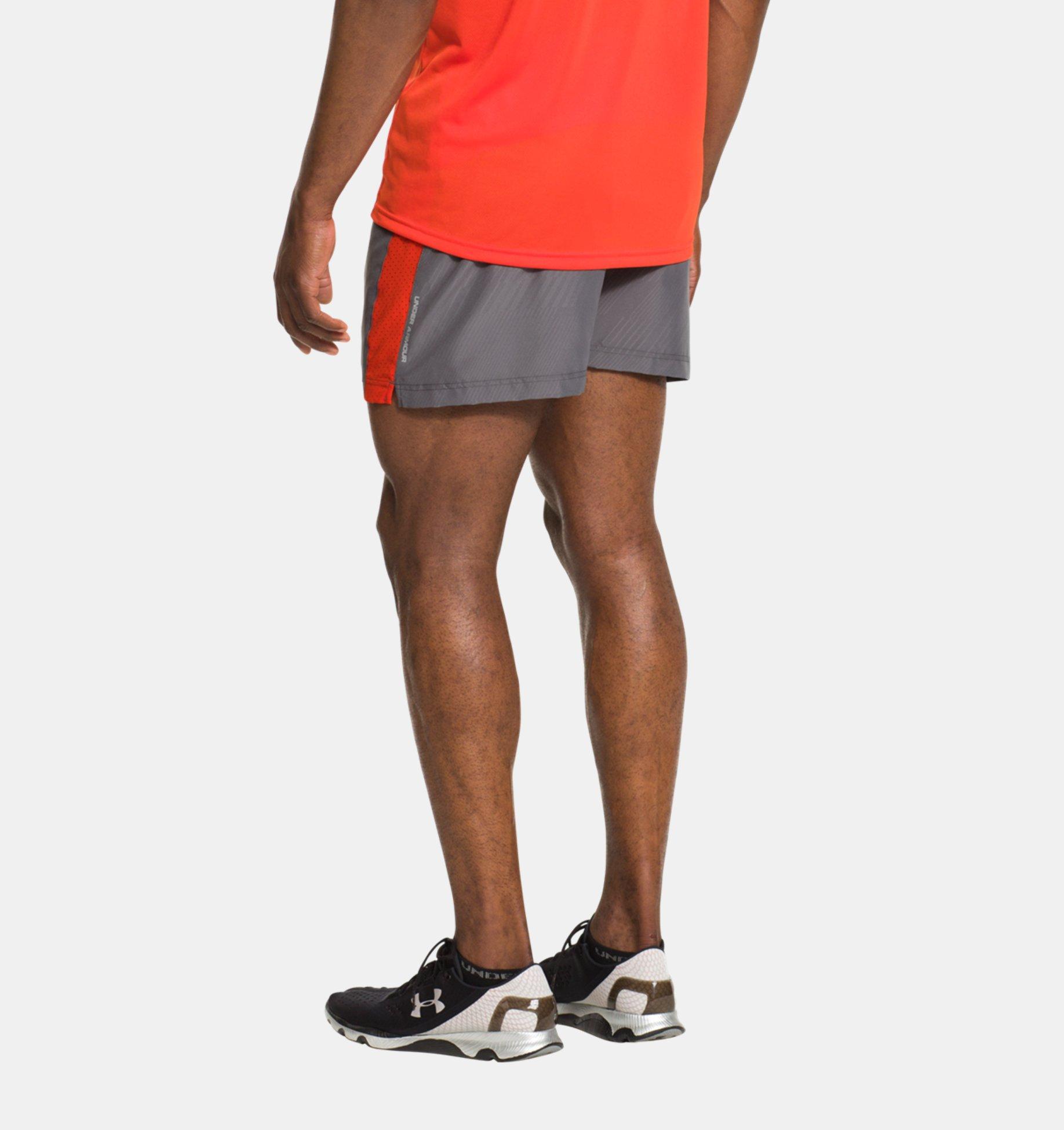 59f50d10ea Men's UA HeatGear® Flyweight Run Shorts | Under Armour SG