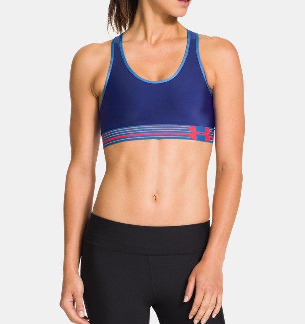 Women s UA HeatGear® Armour Sports Bra  89d906d2fcf5