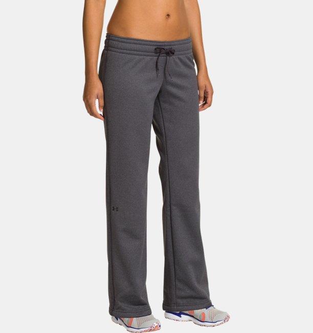 55cc090bc6 Women's Armour® Fleece Trousers