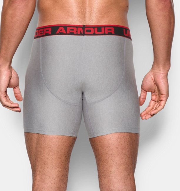 Mens UA Original Series 6 Boxerjock®