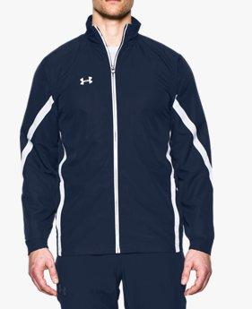 Men's UA Essential Warm-Up Jacket