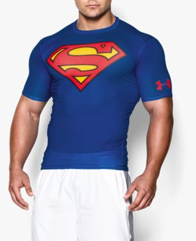 Camiseta de Compressão Under Armour® Alter Ego Masculina
