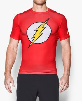 Camiseta de Compressão Masculina de Treino Under Armour Alter Ego