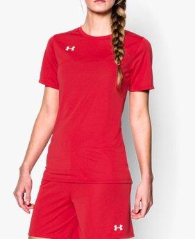 Camiseta de Futebol Feminina Under Armour Golazo