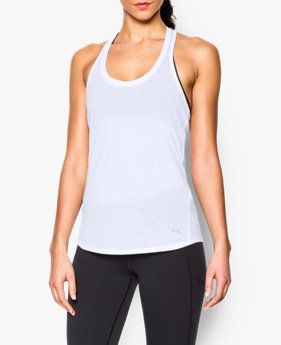 Regata de Treino Feminina Under Armour Threadborne™ Streaker