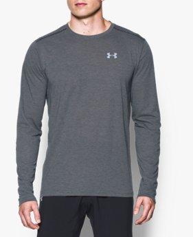 남성 UA Threadborne 스트리커 긴팔 티셔츠