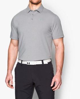 Camisa Polo Masculina Under Armour Charged Cotton® Scramble