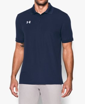 Camisa Polo UA Performance Team Masculina