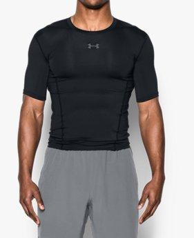 Camiseta de Compressão HeatGear® SuperVent Armour Masculina
