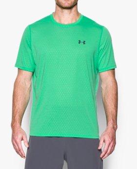 남성 UA Threadborne Siro 엠보스드 티셔츠