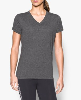 Women's UA Threadborne Train Twist V-Neck