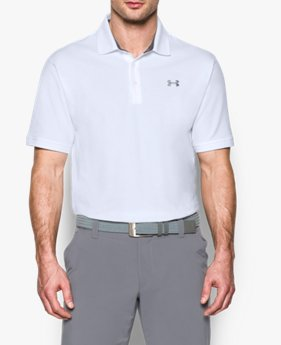 Camisa Polo UA Cotton Performance Masculina
