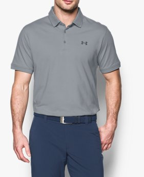Camisa Polo UA Cotton Performance Masculina