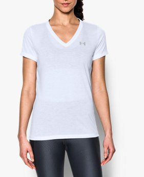 Women's UA Threadborne Train V-Neck