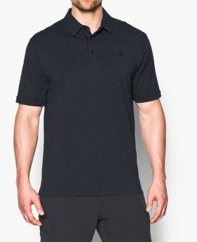 Men's UA Tactical Charged Cotton® Polo