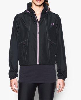여성 UA 엑셀러레이트 패커블 재킷
