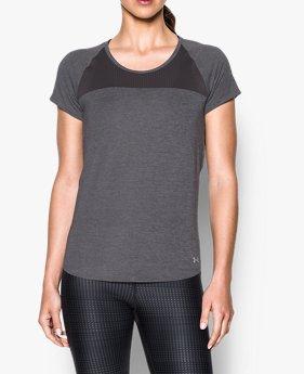 Camiseta UA Fly-By Feminina