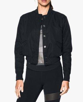여성 UA 오프닝 나이트 봄버 재킷