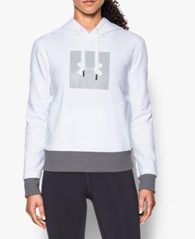 Moletom UA Threadborne™ Fleece Graphic Hoodie Feminina