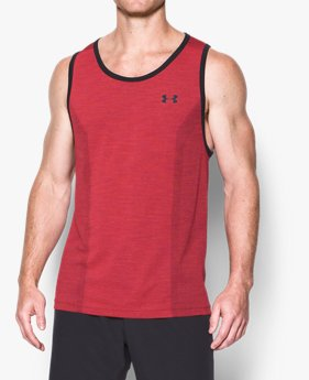 Herren Tanktop UA Threadborne Seamless