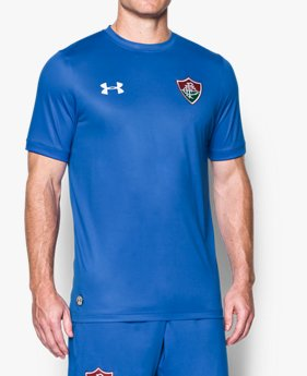 Fluminense  Shorts e Camisa Fluminense Under Armour  0483a9f7ff046