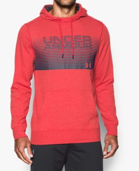 Men's UA Sportstyle Fleece Graphic Hoodie