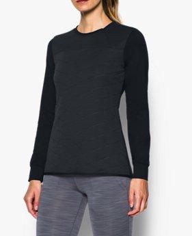 여성 ColdGear® 리액터 ½ 집 하이브리드 긴팔 셔츠