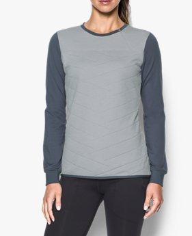 Women's ColdGear® Reactor ½ Zip Hybrid Long Sleeve Shirt