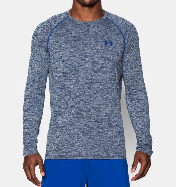 Shirt Lunga Da Armour It Tech™ A UomoUnder Patterned T Manica Ua qGSUMVpz