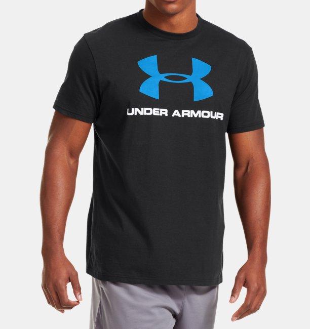 57aa7708 Men's UA Sportstyle Logo T-Shirt | Under Armour UK