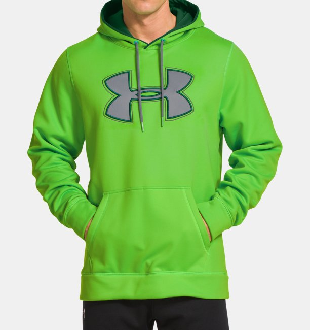 c1996e754 Men's UA Storm Armour® Fleece Big Logo Hoodie | Under Armour SG
